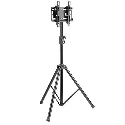 Teleskop TV Fernseher Stand 37 42 47 50 55 Zoll VESA 100x100 200x200 ausziehbar höhenverstellbar FS0822