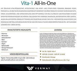 Verway All-In-One Instantgetränk – Bild 3