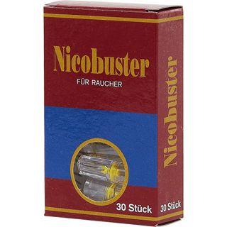 1 Packungen á 30 Stück Nicobuster Zigarettenfilter