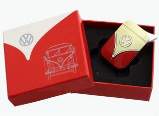 Original Volkswagen Feuerzeug im Frontschild Design - in verschiedenen Farben - Geschenkset – Bild 11