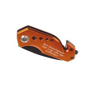 Multifunktionsmesser, Taschenmesser, Notfallmesser mit kostenloser Gravur in vier Farben – Bild 9