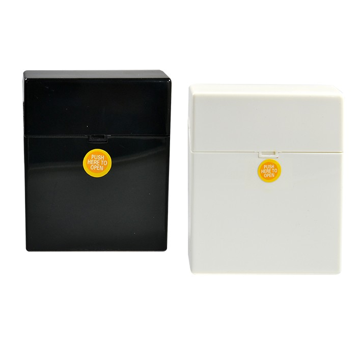 Clic Boxx Zigarettenbox weiss oder schwarz Big Box