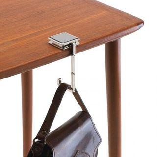 Taschenhalter Bag Hanger MONTREAUX mit persönlicher Gravur  – Bild 3