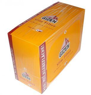 Gizeh Slimfilter 6mm mit Klebefläche (20x120) – Bild 1