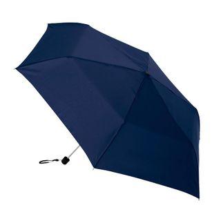Mini-Sturm-Regenschirm mit Schutzhülle in vier Farben – Bild 5