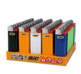 BIC Mini Feuerzeuge Display mit 50 Stück