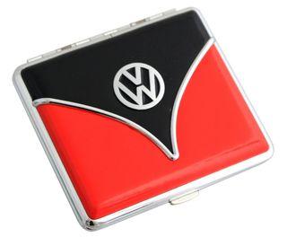 Original Volkswagen Zigaretten Etui Samba oder Käfer Design Verschiedene Farben – Bild 6