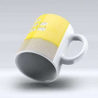 Kaffeetasse, Kaffeebecher, Mug - mit Bier Motiv - Ich wünschte Du wärst ein Bier! - HQ Spülmaschinenfest – Bild 5