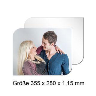 ChromaLuxe Alu-Fototafel - Creative Borders - verschiedene Größen - mit individuellem Fotodruck – Bild 3