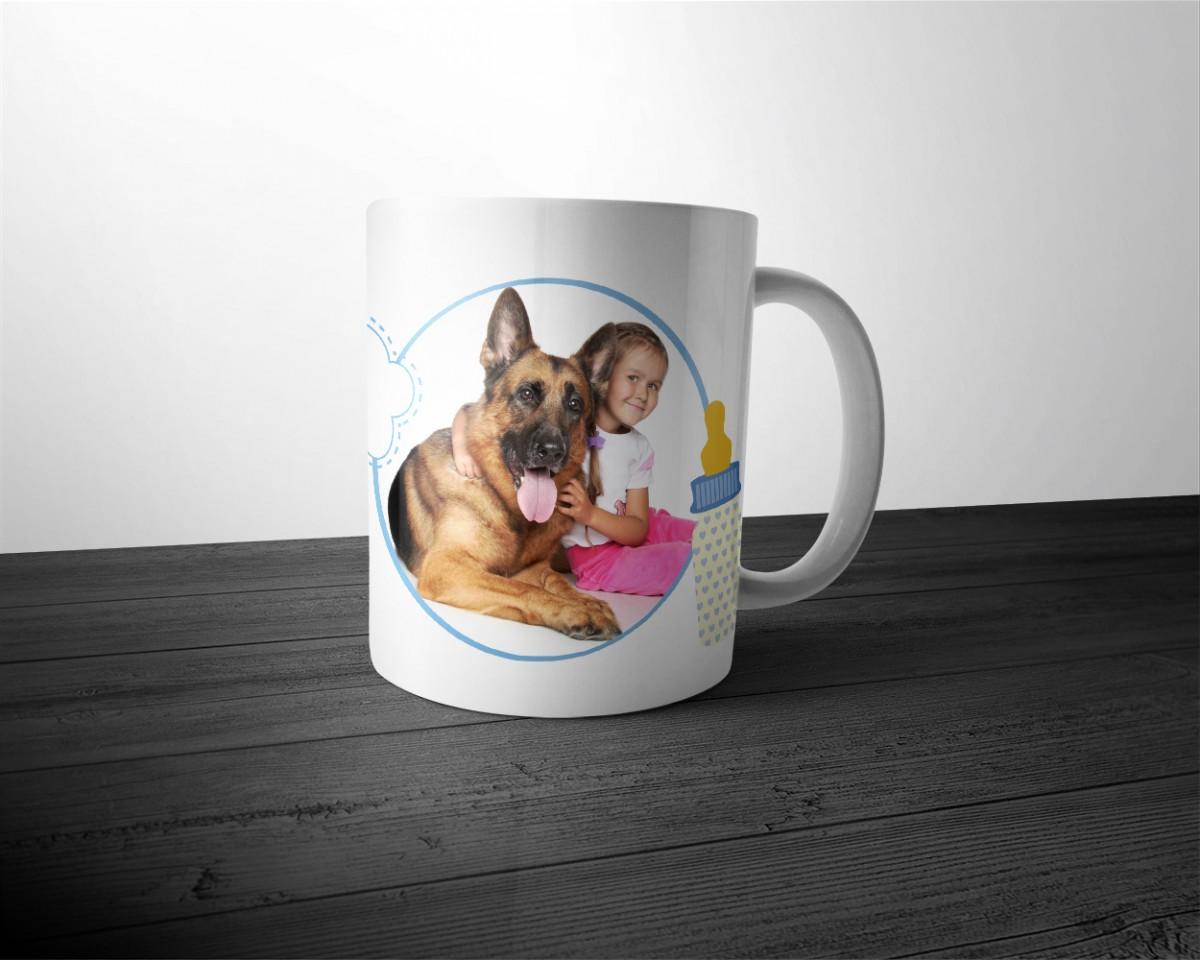 kaffeetasse kaffeebecher mit wunschmotiv fotodruck. Black Bedroom Furniture Sets. Home Design Ideas