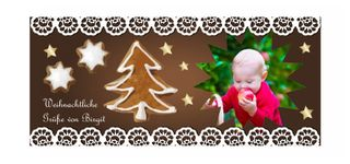Creativgravur® Weihnachtstasse Kaffeetasse Kaffeebecher Glühweinbecher Punschtasse mit Fotodruck und Wunschmotiv - Spülmaschinenfest - 23 Motive zur Auswahl – Bild 3