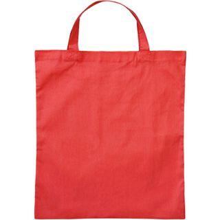 Premium Baumwolltasche Umhängetasche Stoffbeutel  Beutel Shopper mit kurzen Henkel - viele Farbe – Bild 24