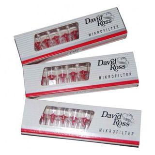 David Ross Zigaretten-Mikrofilter (1 Packung á 10 Stück)