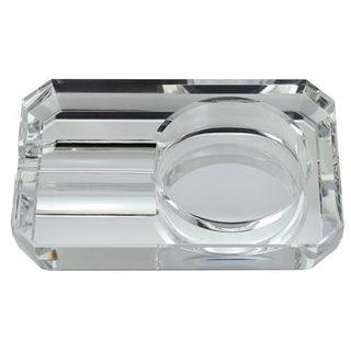 Glasaschenbecher rechteckig – Bild 1