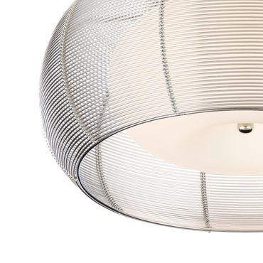 Design Lampe Silber Amin - Ø 40cm – Bild 6