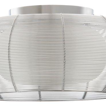 Design Lampe Silber Amin - Ø 40cm – Bild 7