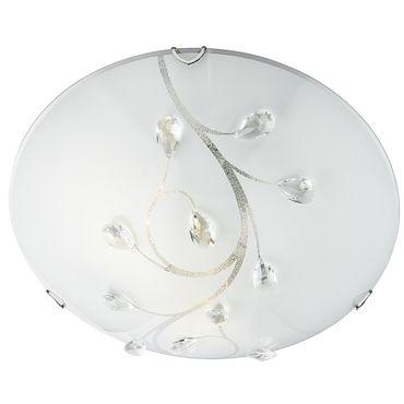 Deckenleuchte mit Kristall - Ø 30cm – Bild 1