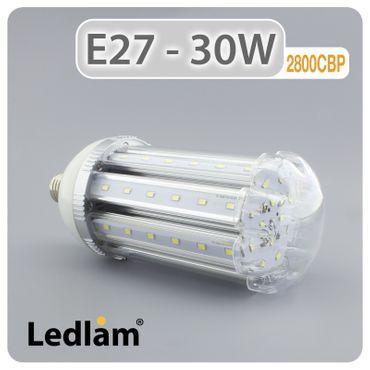 E27 LED Lampe Corn Birne 30W