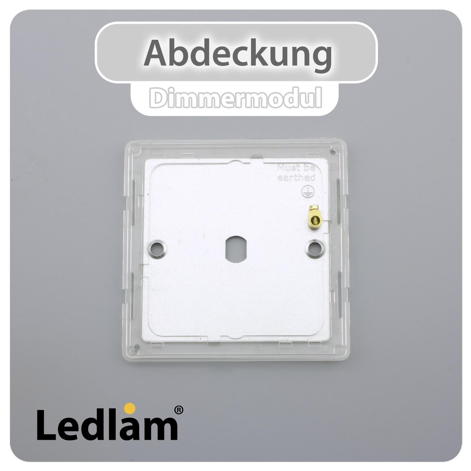 led dimmer modul schalter f r bis zu 24 leds. Black Bedroom Furniture Sets. Home Design Ideas