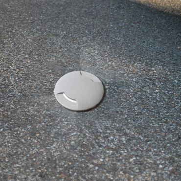 Bodeneinbauleuchte - Ceci 90, 2L grau frosted, GU10, IP67 – Bild 2