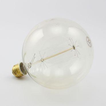 Filament - E27 - G125 - Vintage Style – Bild 1