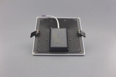 LED Einbaustrahler 22 Watt eckig warmweiß – Bild 2
