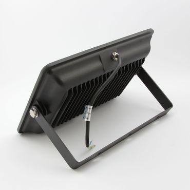 LED Fluter Baustrahler 100 Watt I-Series Schwarz - neutralweiß – Bild 2