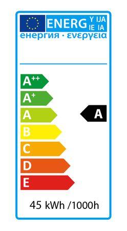 LED Einbauleuchte Panel 45 Watt 600 x 600 mm warmweiß – Bild 4
