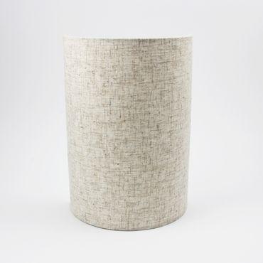 Wandleuchte Textil Oatmeal Beige – Bild 2