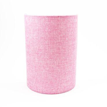Wandleuchte Textil Pink Rosa – Bild 3
