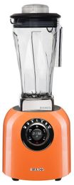 Bianco puro 4 Orange Standmixer / Smoothiemixer 1680 Watt inkl. Smoothie Buch + Reinigungsbürste – Bild 1