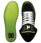 DC Schuhe KB Union High SE black/softlime/citrus Bild 2