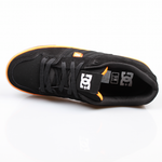 DC Schuhe Course black/white/orange Bild 6