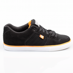 DC Schuhe Course black/white/orange Bild 2