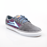 Lakai Schuhe Brea grey purple suede