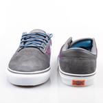 Lakai Schuhe Brea grey purple suede Bild 3