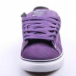DVS Schuhe Gavin CT purple suede