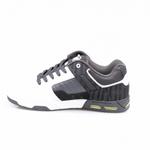 DVS Schuhe Enduro Heir white / black nubuck Bild 4