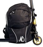 AO Scooters Backpack - Black Bild 3
