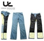 Urban Kreation Kevlar Jeans Regular Fit - blue Bild 4