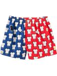 Lousy Livin Boxershorts - Multicolor Toast