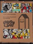 LOUSY LIVIN BOXERSHORT STONE grey Bild 2