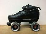Sure Grip Rock GT-50 Quad Derby Roller Skates Bild 2