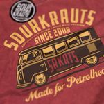 Sourkrauts T-Shirt Juan red  Bild 3