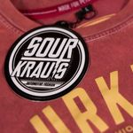 Sourkrauts T-Shirt Juan red  Bild 4
