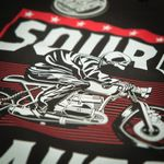 Sourkrauts T-Shirt Barry black  Bild 4
