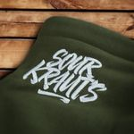 Sourkrauts Hoody James olive/grau  Bild 3