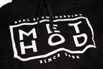 Method Hoodie Box Square Logo black  Bild 2