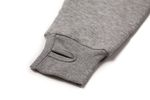 Method Hoodie Box Square Logo grey Bild 3