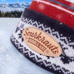 Sourkrauts Bobblehat blue/red Bild 2